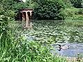 Viaduct pond and bridge - geograph.org.uk - 453843.jpg