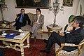 Vicepresidente del Gobierno Catalán Visita al Canciller en su despacho previo a la firma de un acuerdo en Cancille ría (3348466765).jpg