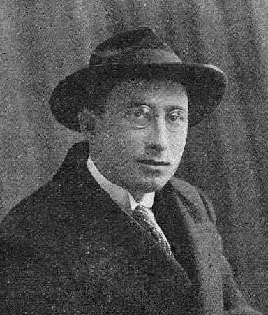 Victoriano Taibo, 1919
