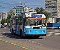 Vidnoe LenKomsomola Street - Trolley02.jpg