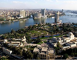 A Capital Egipcia 250px-View_from_Cairo_Tower_31march2007