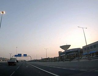 Fereej Al Murra District in Al Rayyan, Qatar