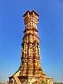 View of Kirti Stambha,Rajasthan.jpg