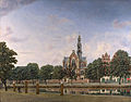 View of the Westerkerk Amsterdam 1660 Jan van der Heyden.jpg