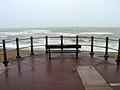 Viewing Stormy Seas, St Leonards - geograph.org.uk - 526184.jpg