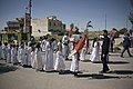 Views of the Palm Sunday parade and festival of 2018 in alQosh 21.jpg