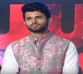 Vijay Devarakonda at the Arjun Reddy Pre-release Event.png