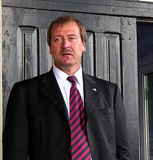 Lithuanian parliamentary election, 2012 - Image: Viktoras Uspaskichas.2008 07 08