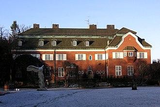 Djursholm - Image: Villa Pauli 2007