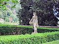 Villa san michele, giardino ovest, statua 03.JPG