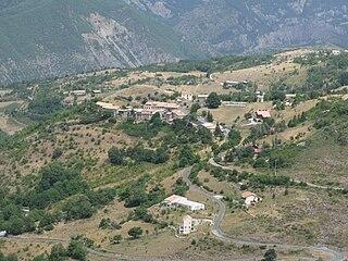 Valavoire Commune in Provence-Alpes-Côte dAzur, France