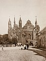 Vilnia, Bernardynskaja. Вільня, Бэрнардынская (S. Fleury, 1897) (3).jpg