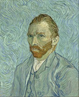 Vincent van Gogh - Self-Portrait - Google Art Project
