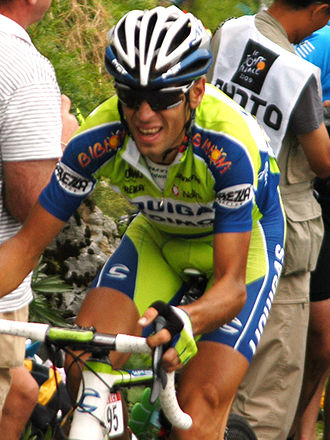 Vincenzo Nibali - Nibali finished seventh overall in the 2009 Tour de France