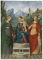 Virgin and Child Enthroned between Saints Cecilia and Catherine of Alexandria MET DT3623.jpg