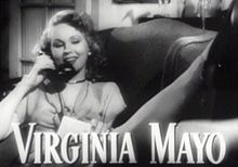Virginia Mayo a Best Years of Our Lives (1946)
