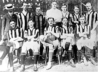 SBV Vitesse - Vitesse's first squad in 1913.