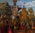 Vittore carpaccio, Departure of the Pilgrims 01.jpg