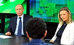 Vladimir Putin - Visit to Russia Today television channel 10.jpg