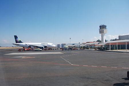 Lapangan Terbang Antarabangsa Gen Francisco J Mujica