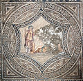 Volubilis mosaic Bacchus and Ariadne.jpg
