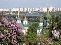Vydubychi Monastery 2008(Kiev).JPG