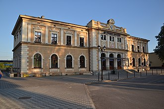 Tarnowskie Góry - Railway Station