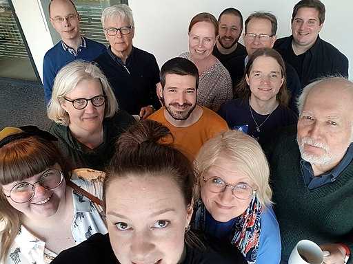 WMSE staff and board 2018