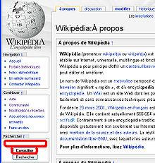 Wikipedia Oracle Semaine 22 2008 Wikipedia