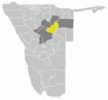 Wahlkreis Okakarara in Otjozondjupa.png
