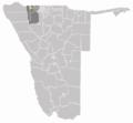 Wahlkreis Onesi in Omusati.png