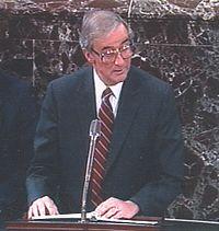 Walter Nixon na década de 1990.