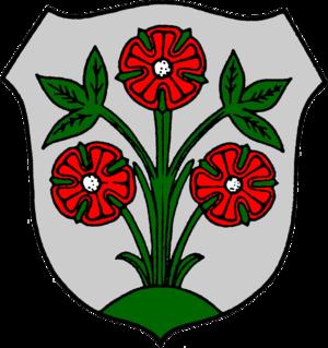 Ober-Ramstadt - Image: Wappen Ober Ramstadt