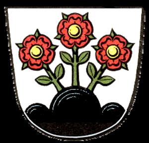 Praunheim - Image: Wappen Praunheim