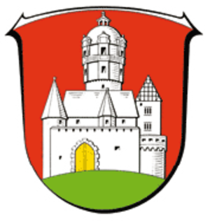 Ronneburg, Hesse - Image: Wappen Ronneburg (Hessen)