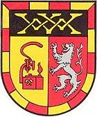 Coat of arms of the Verbandsgemeinde Waldmohr