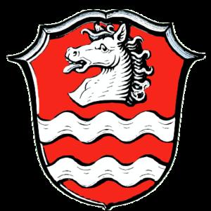 Roßhaupten - Image: Wappen von Roßhaupten
