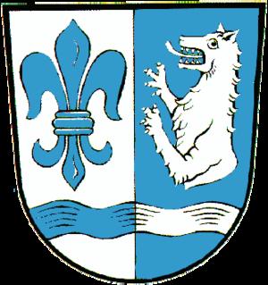 Ruderting - Image: Wappen von Ruderting