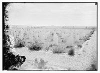 War cemetery consecration, April 25, 1925 LOC matpc.08233.jpg