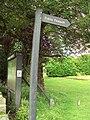 Warrens Nursey public footpath, Arrowe Park 1.JPG