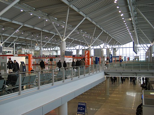 Aeropuerto Frederic Chopin