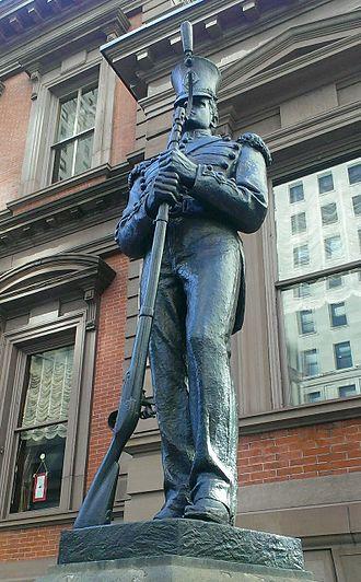 Washington Grays Monument - Image: Washington Gray Monument 3
