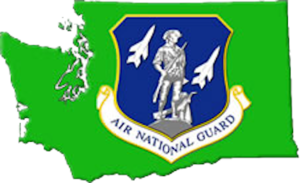 Washington Air National Guard - Image: Washington Air National Guard Emblem