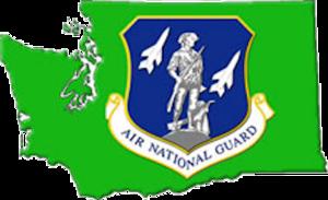 Washington Air National Guard - Image: Washington Air National Guard Emblem