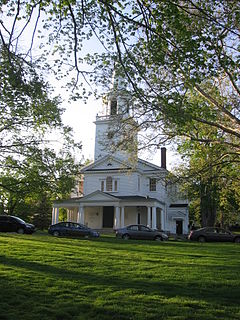 Washington Green Historic District