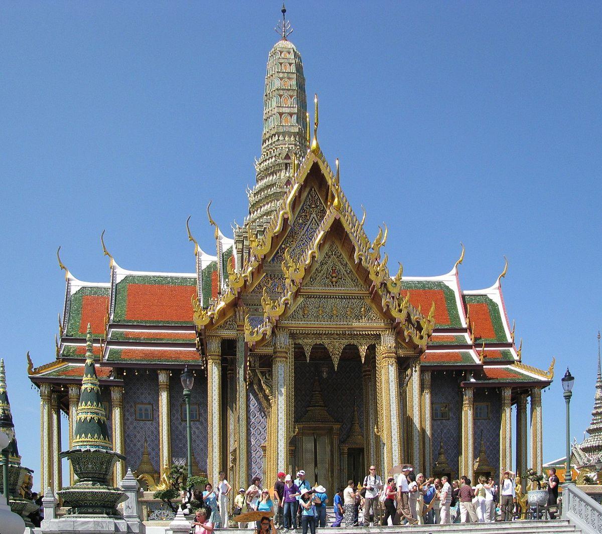 Prasat Phra Thep Nikhom - Wikidata