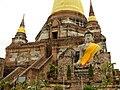 Wat Yai Chai Mongkhon Ayutthaya Thailand 02.jpg