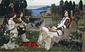 Waterhouse, John William - Saint Cecilia - 1895FXD.jpg