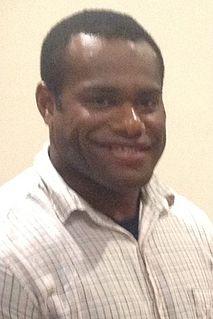 Watisoni Votu Fijian rugby player