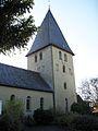 Werl, Hilbeck, Evangelische Kirche, Seitenansicht mit Turm.jpg